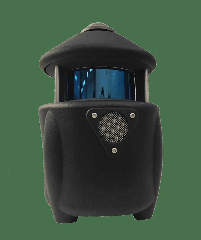 CYDIS - Scanner laser mobile PX-80