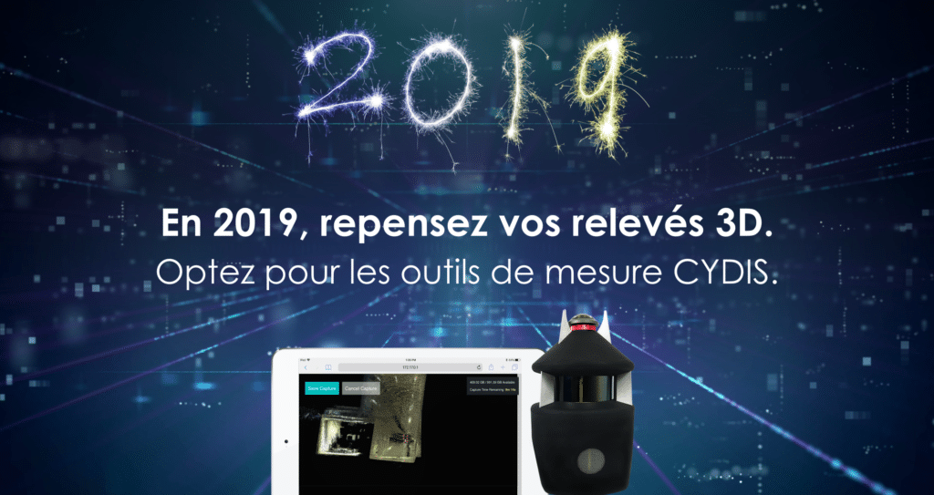 Bonne année CYDIS scanner PX-80