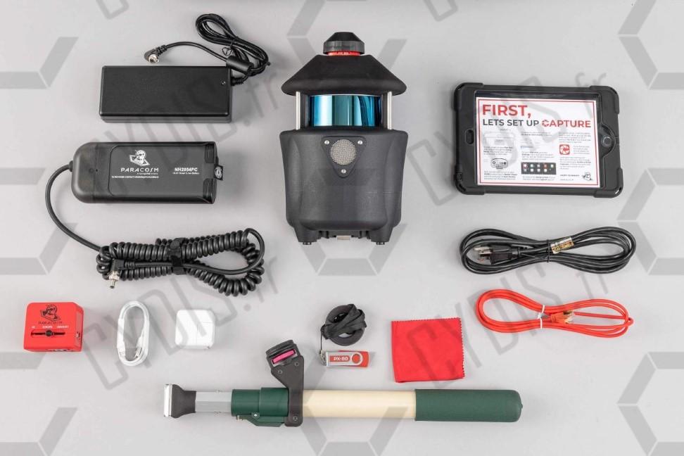 Composants KIT Standard scanner PX-80