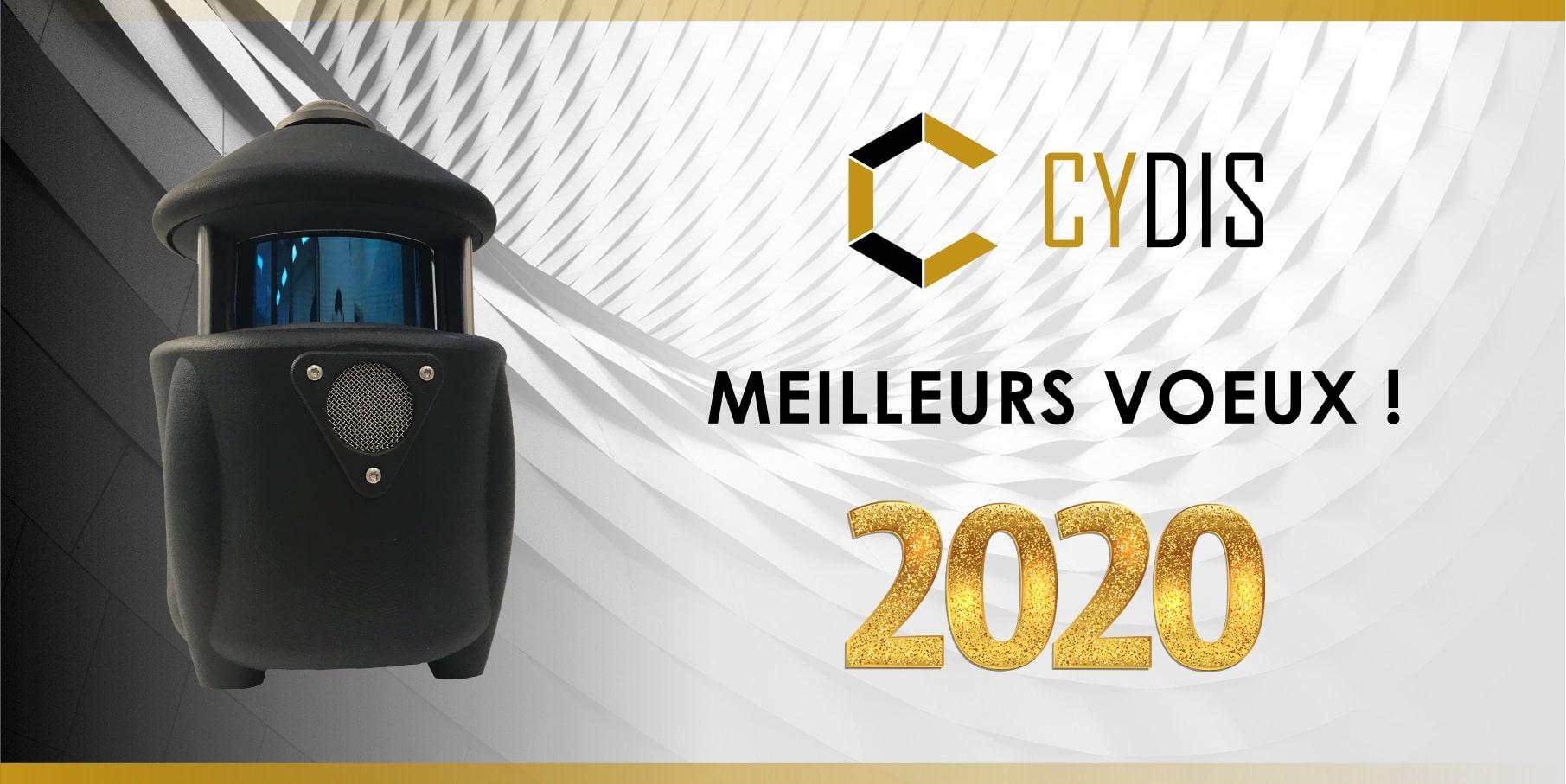 CYDIS PX-80 meilleurs vœux