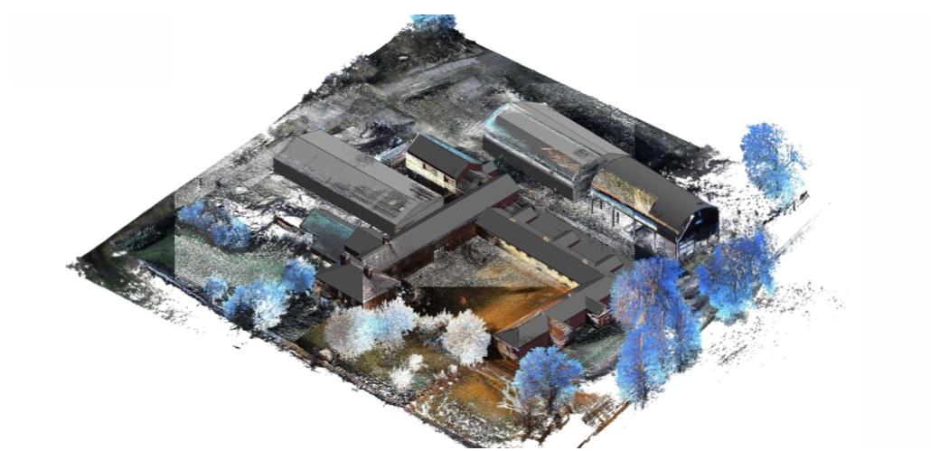 Le scanner laser mobile PX-80 est adapté au secteur de la construction