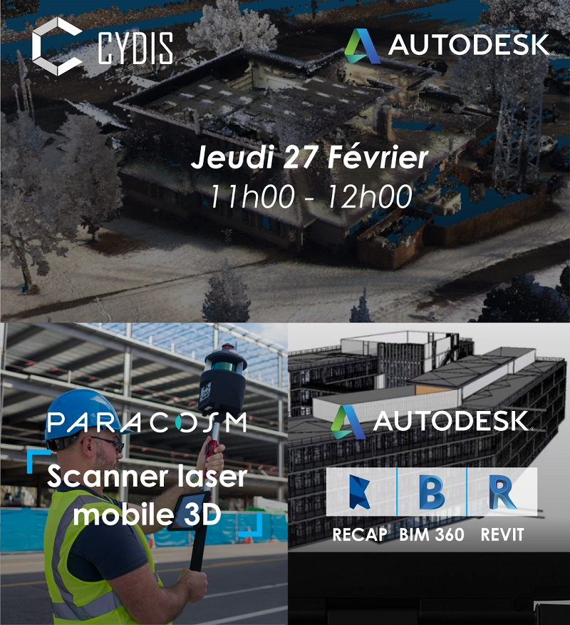 Webinar CYDIS & Autodesk